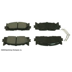 07-09 Lexus ES350; 08-11 Avalon; 07-11 Camry Front OE Advics Disc Brake Pad Set07-09 Lexus ES350; 08-11 Avalon; 07-11 Camry Front OE Advics Disc Brake Pad Set