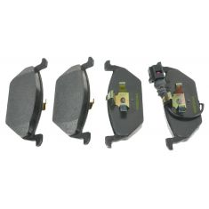 00-10 VW Beetle; 02-06 Golf; 00-05 Jetta Front OE Mintex Front Disc Brake Pad Set