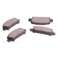 98-06 Subaru Baja, Forester, Impreza, Legacy, Outback Rear OE Advics Disc Brake Pad Set