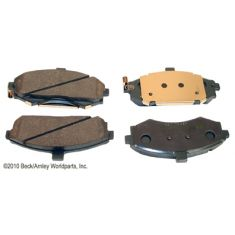 02-06 Hyundai Elantra Front OE Genuine Disc Brake Pad Set