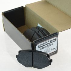 94-05 Miata Brake Pads Front HP Plus (Hawk)