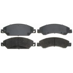 Raybestos Service Grade Disc Brake Pads - Ceramic - Front