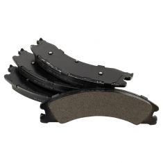 08-17 E450 Rear Brake Pad Set