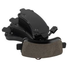 14-17 Promaster 15,25,3500 Rear Brake Pads with Vented Rotors