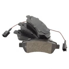 15-17 Promaster 15,25,3500 Rear Brake Pads with Solid Rotors