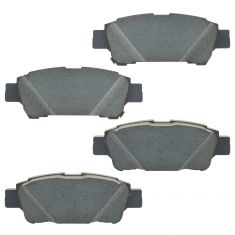 04-10 Toyota Sienna Rear Disc Brake Pad Set (Toyota)