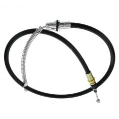 66-72 Chevy, GMC C10, P10, C15, Blazer, Jimmy w/2WD Rear Parking Brake Cable LR = RR (40 1/2 in)