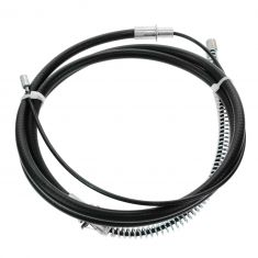 90-91 GM C1500; 90-96 C2500, C/K3500; 90-98 K2500 Rear Parking Brake Cable LR (86 1/2 in)