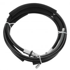 93-02 Ranger; 95-02 B2300, B3000, B4000;; 98-01 B2500 (w/9 in Drum) Rear Pkg Brake Cable RR (81 in)