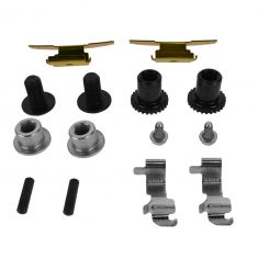 00-10 Chevy, GMC FS P/U, SUV; 03-06 Escalade, ESV, EXT Parking Brake Hardware Kit