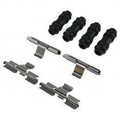 07-09 Aspen; 03-10 Durango, 1500 Rear Brake Pad Hardware Kit