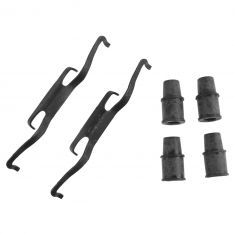 01-07 Dodge Caravan Front Brake Pad Hardware Kit