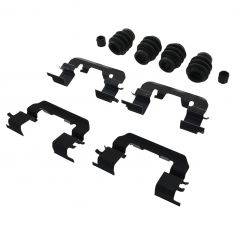 11-14 Sonata; 11-14 Optima Front Brake Pad Hardware Kit
