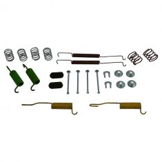 95-09 Ford Ranger Rear Drum Brake Hardware Kit