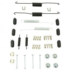 09-13 Chevy 1500 Rear Drum Brake Hardware Kit