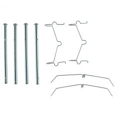 08-16 Land Cruiser, Tundra, Sequoia Front Brake Hardware Kit
