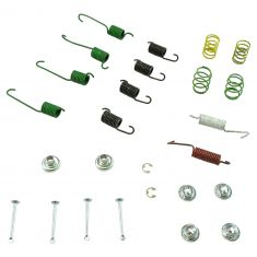 GM Multi Fit Rear Drum Brake Hardware Kit