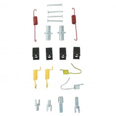 10-12 Lexus; 05-16 Nissan; 03-10 Pontiac; 05-10 Scion; 00-16 Toyota Rear Parking Brake Hardware Kit