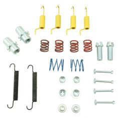 97-05 Sonata; 01 XG300; 02-05 XG350; 01-06 Optima; 10-13 Soul Rear Parking Brake Hardware Kit