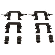 Nissan Infiniti Multifit Front Brake Caliper Hardware Kit