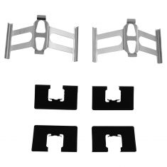 04-07 Acura TSX, Accord Rear Brake Hardware Kit