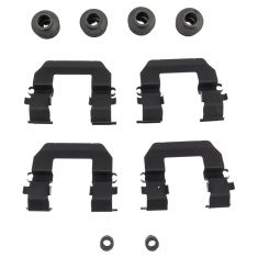 05-10 Kia Sportage Front Disc brake Hardware Kit