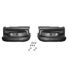 07-13 Sierra 1500; 07-10 Sierra 2500, 3500 Plastic Rear Wheel House Liner PAIR w/Mtg Hardware (GM)