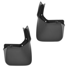 13-15 Ford Escape Rear Molded Plastic Mud Flap Splash Guard PAIR (Ford)