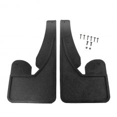 09-16 Ram 1500-3500 (w/o Fender Flares) Frt Heavy Duty Rubber Mud Flap Splash Guard PR w/Hdwre (MP)