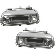 00-06 Toyota Tundra ALL CHROME Tailgate Handle