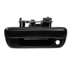 04-09 Chevy Colorado, Canyon Smooth Black Tailgate Handle w/Lock Provision
