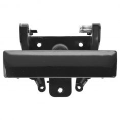 07-12 Silverado, Sierra (New Body); 09-10 Hummer H3T Smooth Blk Tailgate Handle w/o Lock Provision