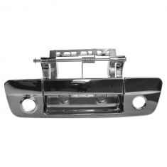 09-11 Dodge Ram 1500; 10-11 2500, 3500 (w/RR Camera Provision) Chrome Tailgate H