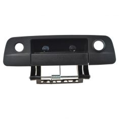 13-16 Ram 1500, 2500, 3500 Textured Black Tailgate Handle (w/ Camera Provision)
