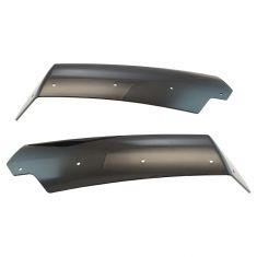 2015 Chevy Corvette Z06 (exc RPO CFV or CFZ) Stage 2 Rear Spoiler Extension Kit w/Mnt Hardware (GM)