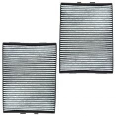 97-03 BMW 5 Series Cabin Air Filter with Carbon Element (Comes as Pkg of 2)