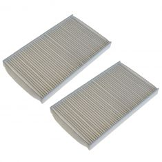02 Escalade, EXT; 99-02 Silv, Sierra; 00-02 Sub, Tahoe, Yukon, XL Cabin Air Filter PAIR (AC Delco)