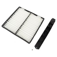 07-14 GM FS SUV, Silverado, Sierra Standard Cabin Air Filter w/Cover Plate Kit (Dorman)