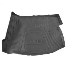 12-15 Ford Focus 5DR Hatch w/Subwoofer Mld Blk Rubber ~Focus~ Logoed Cargo Area Protector Mat (Ford)