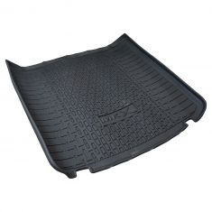 16-17 Lincoln MKX Molded Black Rubber ~M K X~ Logoed Cargo Area Protector Mat (Ford)