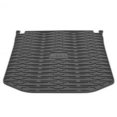 11-14 Jeep Grand Cherokee Black Rubber Rear Cargo Mat (Mopar)