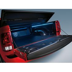 09-10 Ram 1500-3500; 11-12 Ram 1500-3500 Bed Under Rail L.E.D. Lighting Kit w/Install Inst (Mopar)