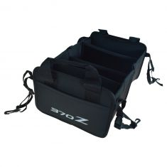 09-14 Nissan 370Z Trunk Collapsible Portable ~370 Z~ Logoed Black Cargo Storage Organizer (Nissan)