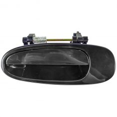 93-97 Corolla Ext Door Handle LR (Smooth Black)