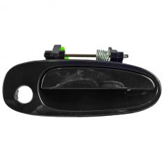 93-97 Corolla Ext Door Handle RF (Smooth Black)