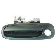 98-02 Toyota Corolla Geo Prizm Textured Black Outside Door Handle LF