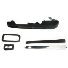 1981-92 Volkswagon Jetta, Golf Exterior Door Handle RR
