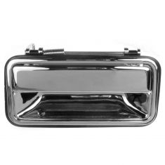 Chevy GMC CK Pickup Yukon Tahoe Outside Door Handle Chrome RR