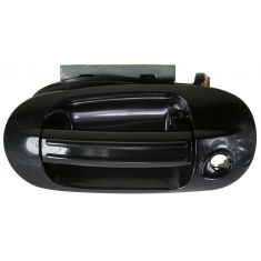 2003-09 Ford Expedition Gloss Black Outside Door Handle LF