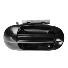 03-12 Ford Expedition Gloss Black Outside Door Handle (w/o Keyhole) RF